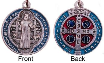 benedict-medal