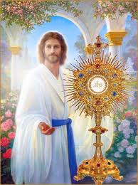 sacrament holy eucharist