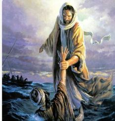 Le signe de l'Avertissement Jesuscomforter