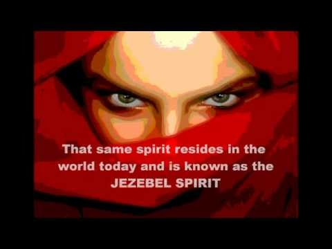 The evil spirit of Jezebel will do all she can to infiltrate My Church onearth