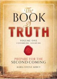 A picture of book of truth