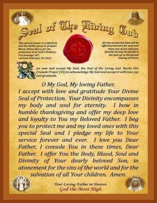 small seal of God
