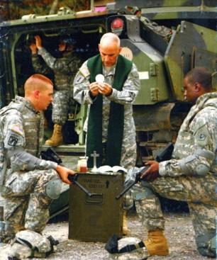 military mass