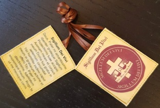 Seal of the Living God Scapular